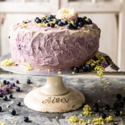 Order Blueberry Cakes Online From Cake Express: Blueberry Cakes Delivery in Delhi NCR