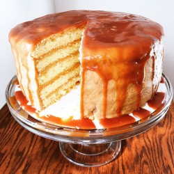 Order Caramel Cakes Online From Cake Express: Caramel Cakes Delivery in Delhi NCR