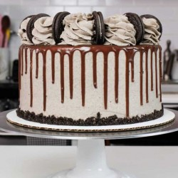 Order Oreo Cakes Online From Cake Express: Oreo Cakes Delivery in Delhi NCR
