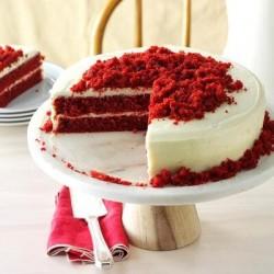 Order Red Velvet Cakes Online From Cake Express: Red Velvet Cakes Delivery in Delhi NCR