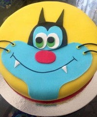 Oggy Cakes