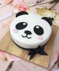 Panda Cakes