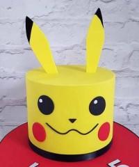 Pikachu Pokemon Cakes