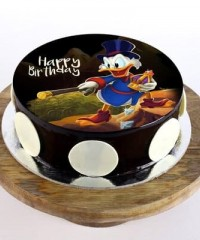 Disney Characters Cakes