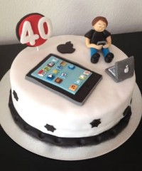Phone and Gadget Theme Cakes