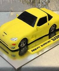 Car Theme Cakes