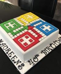 Game Theme Cakes