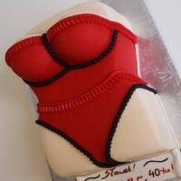 Torso Theme Cakes